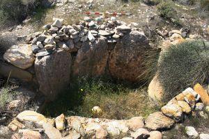 La necropoli megalitica di Gádor , Spagna