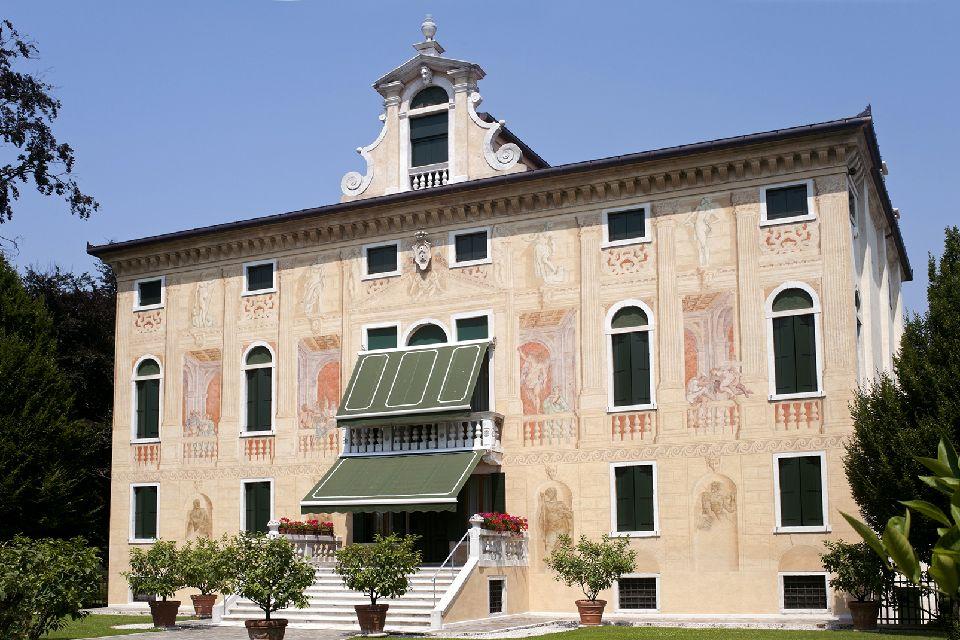 La campagne et les villas , Les villas vénitiennes , Italie