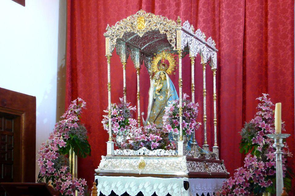 El Hierro - La Bajada de la Virgen, El Hierro - LA BAJADA DE LA VIRGEN DE LOS REYES, Arte y cultura, Canarias