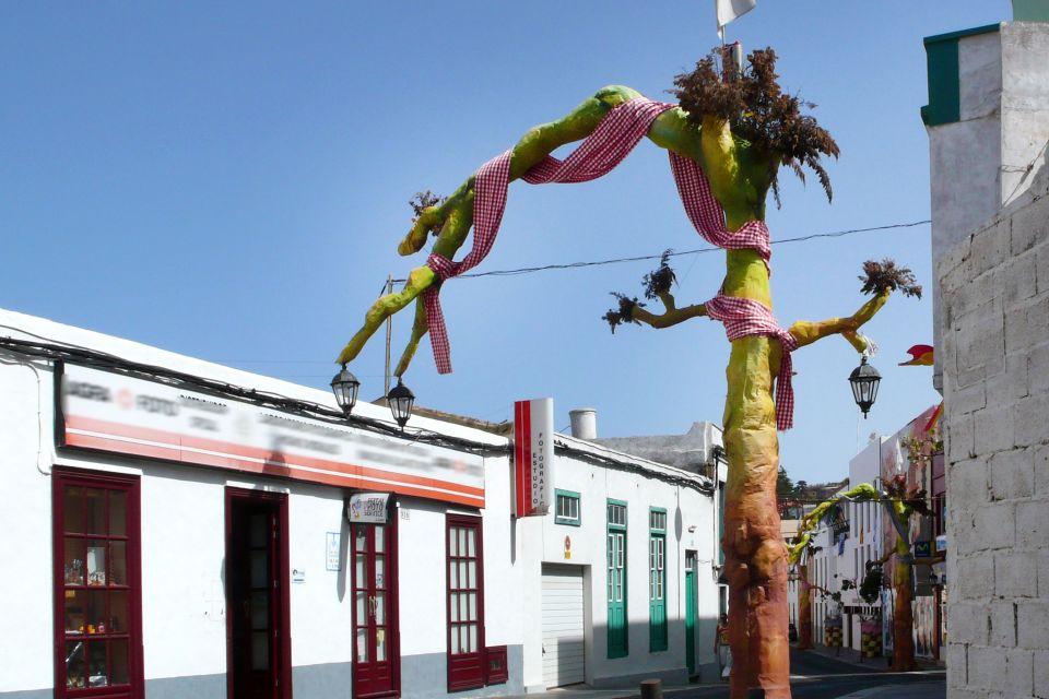 El Hierro - LA BAJADA DE LA VIRGEN DE LOS REYES, Le arti e la cultura, Canarie