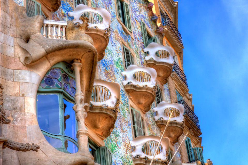 La Casa Batlló , une architecture spectaculaire , Espagne