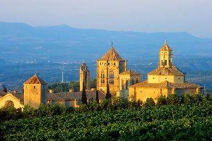 Le monastère de Poblet , Monastère de Poblet , Espagne