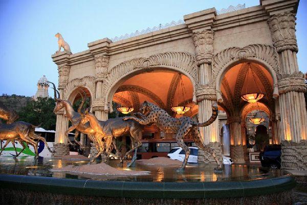 Sun City , Das Las Vegas Südafrikas , Südafrika