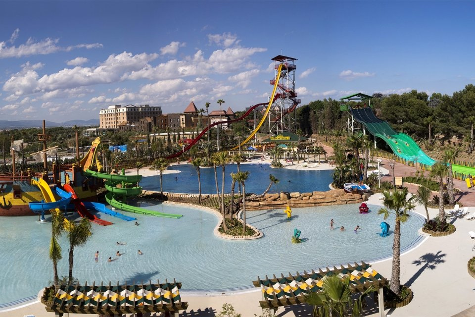 PortAventura, Port Aventura Theme Park, Activities and leisure, PortAventura, Catalonia