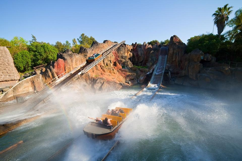 Costa Caribe Aquatic Park, PortAventura, Spai, Port Aventura Theme Park, Activities and leisure, PortAventura, Catalonia