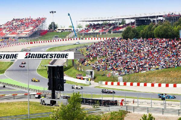 Le circuit de Catalunya , Circuit de Catalunya , Espagne