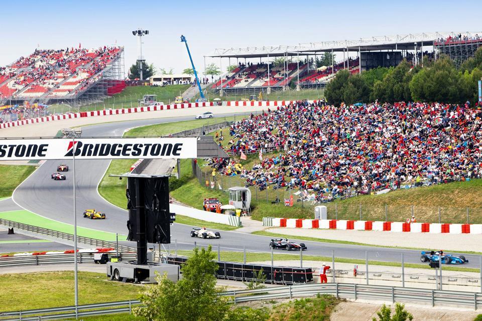 Il Circuit de Catalunya (circuito di Catalogna) , Circuito di Catalunya , Spagna