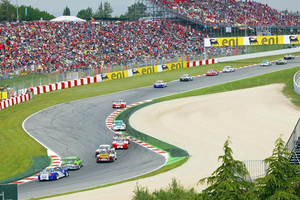 Il Circuit de Catalunya (circuito di Catalogna) , Spagna