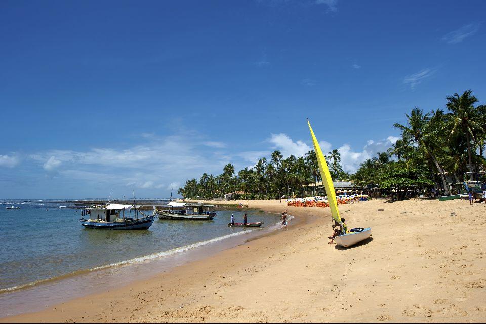 La ligne verte , La pêche au gros , Brésil