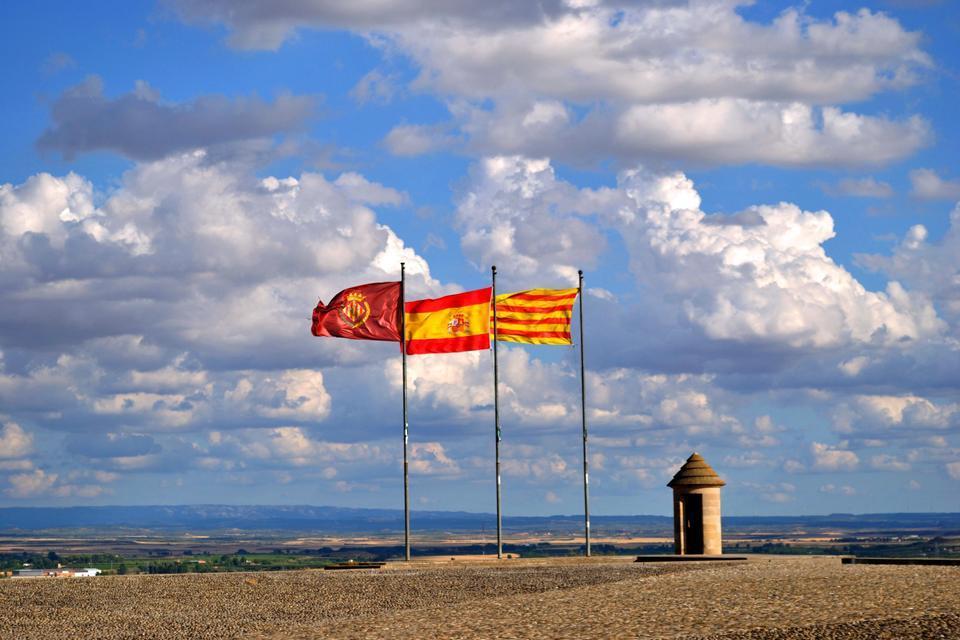 Les terres de Lleida , Espagne