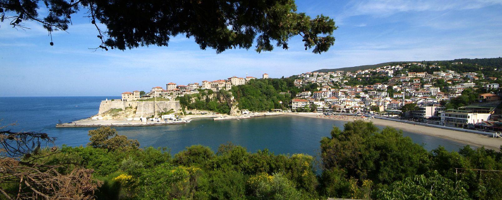 Die Südküste , Montenegro