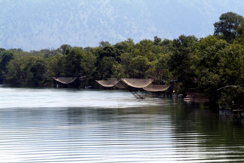 La costa meridionale , Il canale Milena , Montenegro