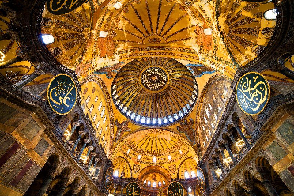 Musée Sainte Sophie , La signification de Sainte Sophie , Turquie