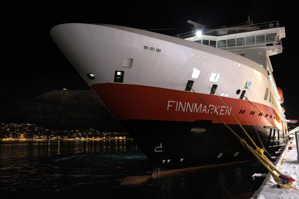 Crociera Hurtigruten , Norvegia