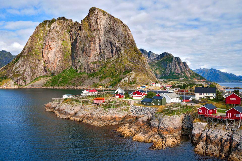 Les îles Lofoten , Luminosité exceptionnelle , Norvège