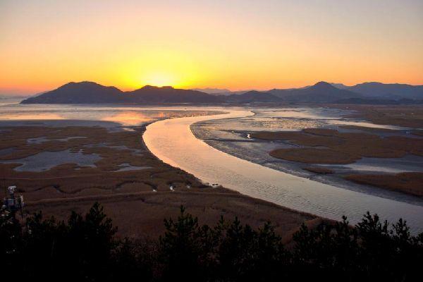 Suncheonman Bay , South Korea