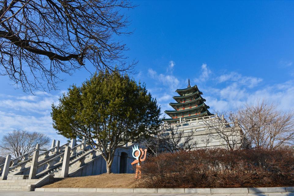 Le Musée National Folklorique de Corée , Corée du Sud
