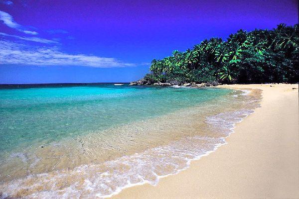 La península de Samana , La península conservada , República Dominicana