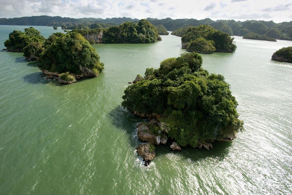 The Samana Peninsula , Los Haitises National Park , Dominican Republic