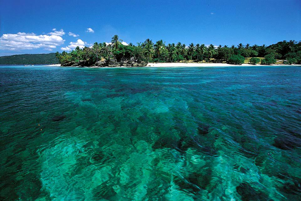 The Samana Peninsula , A heavenly lagoon , Dominican Republic