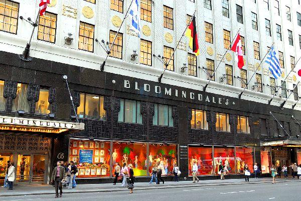 Bloomingdale's , Le Bloomingdale's , Etats-Unis