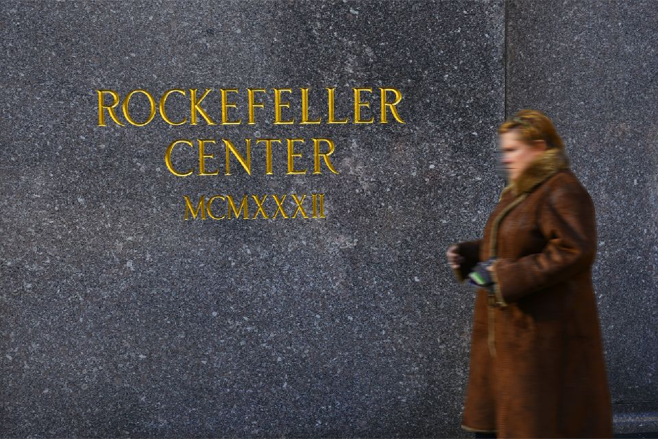 Rockefeller Center , Rockefeller Center, New York , United States of America