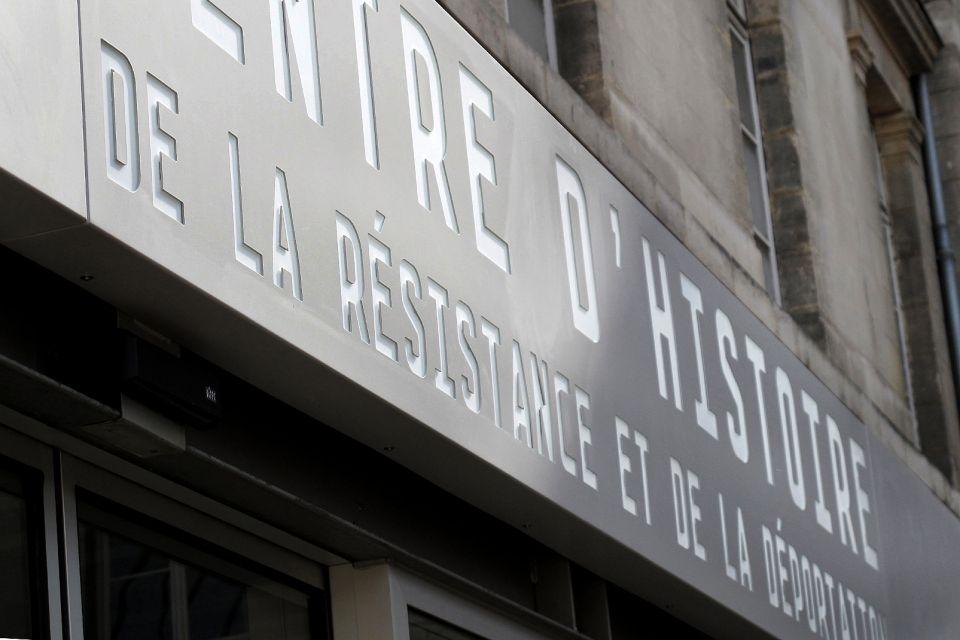 Centro per la storia della resistenza e della deportazione , Il CHRD di Lione , Francia