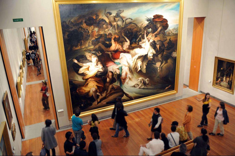 Musée des Beaux-Arts , Musée des Beaux-Arts , passage obligatoire , France