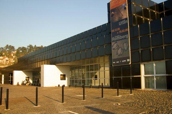 Museum für Moderne Kunst von Saint-Etienne , Das Museum für Moderne Kunst von Saint-Etienn , Frankreich
