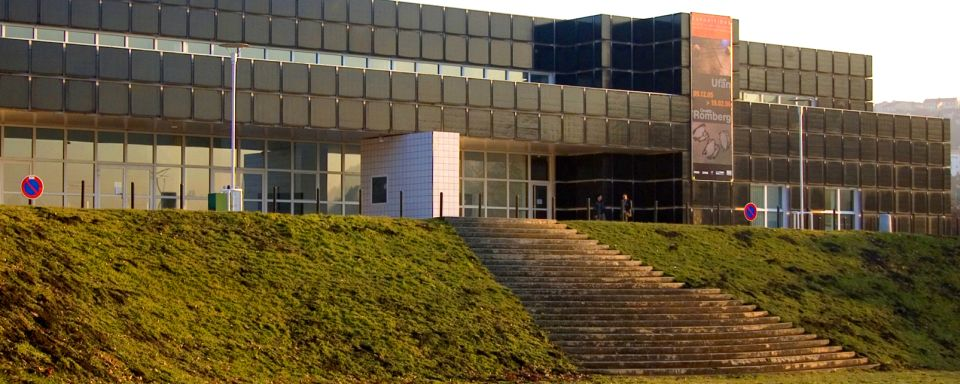 Museum für Moderne Kunst von Saint-Etienne - Rhône-Alpes - Frankreich