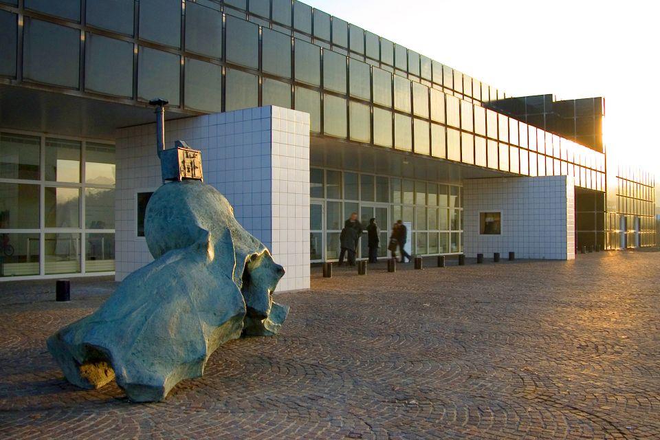 Musée d'Art moderne de Saint-Etienne , The museum's collections , France