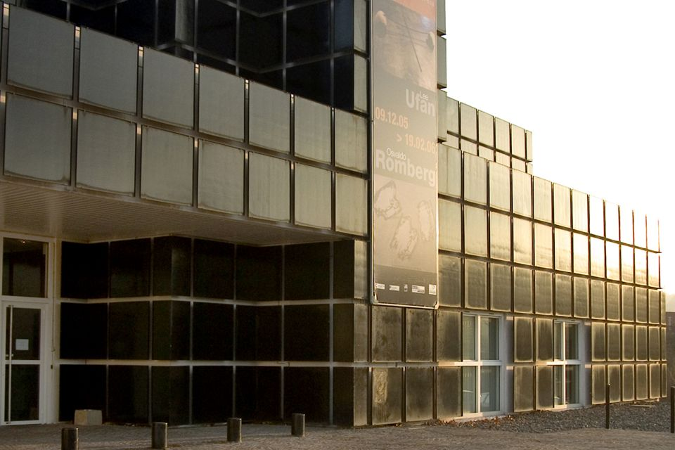 Musée d'Art moderne de Saint-Etienne , The works in the museum , France
