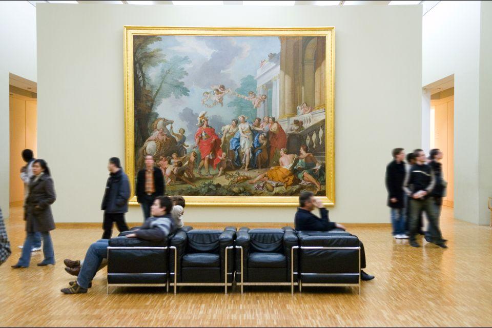 Musée de Grenoble , The Museum of Grenoble , France