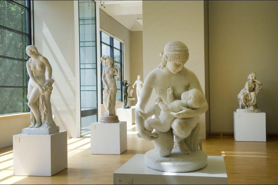 Musée de Grenoble , Western art , France
