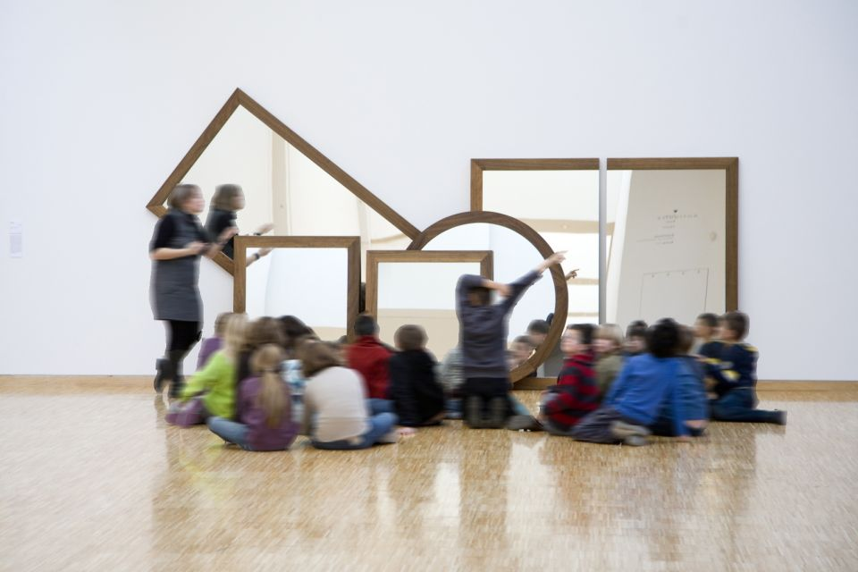 Musée de Grenoble , Workshops at the museum , France