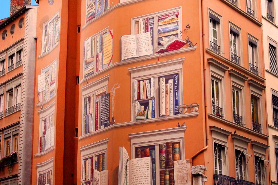 Les fresques murales , France