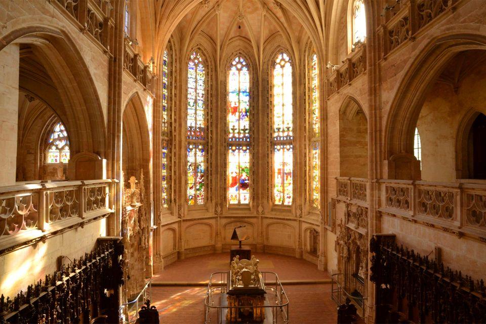 Monastère royal de Brou , Une construction sous contrôle , France