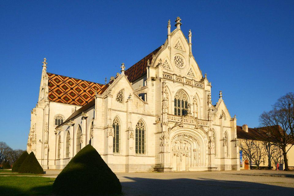 Monastère royal de Brou , Le premier cloître , France