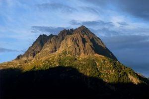 Reserva Natural Nacional de Aiguilles Rouges , 33 kilómetros cuadrados , Francia