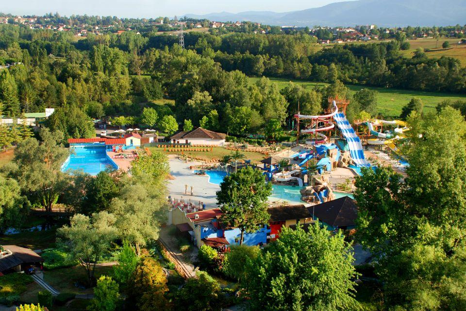 Walibi Rhône-Alpes , Les attractions du parc , France