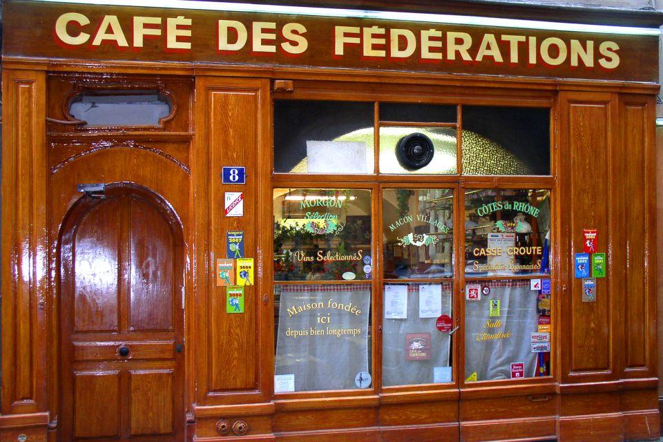 Café des Fédérations , France