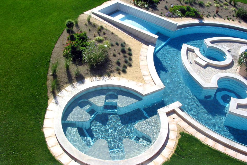 Swimming pools of Lyon , Thalassotherapy , France