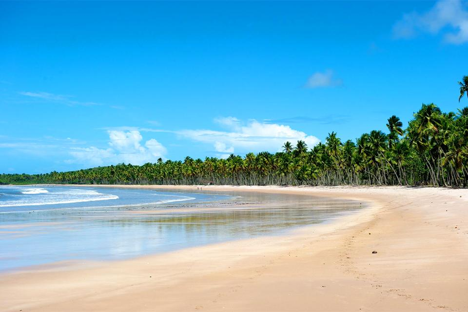Boipeba , One of Brazil's dreamy beaches , Brazil