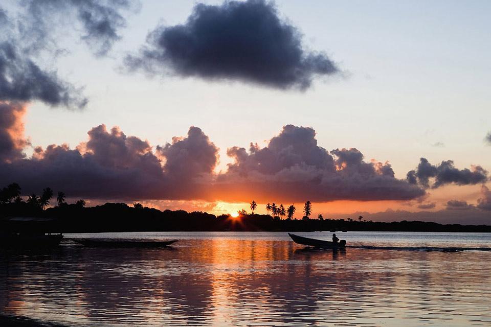 Boipeba , Spectacular sunsets , Brazil