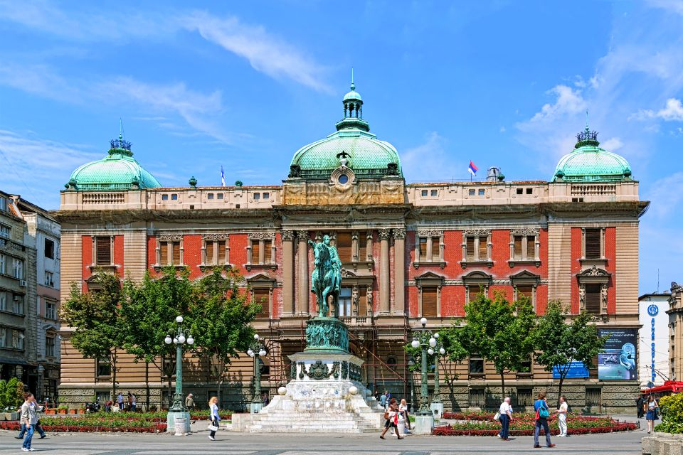 The National Museum, Museums, Serbia
