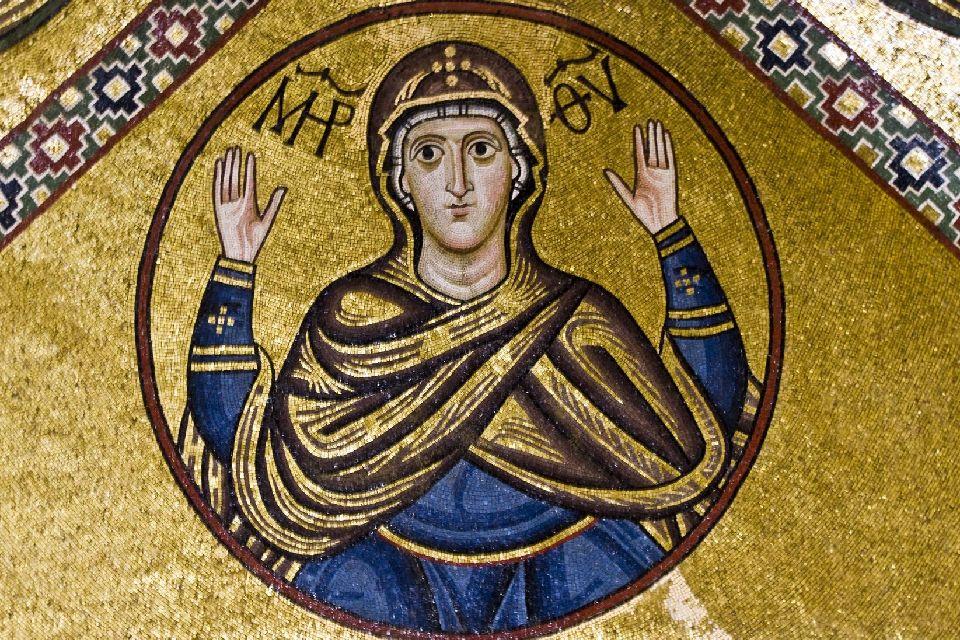 Le Musée de l'art Byzantin à Thessalonique , Grèce