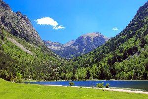 Parc national d'Aigüestortes , Aigüestortes , Espagne