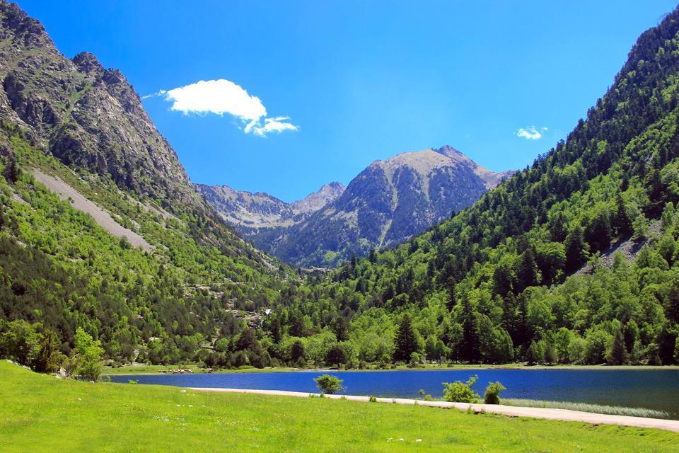 Parque Nacional de Aigüestortes , Aiguestortes , Spagna