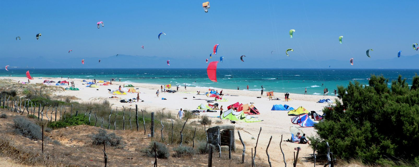 Costa de la Luz, Costa de la Luz- Cadiz y Huelva, Die Küsten, Andalusien