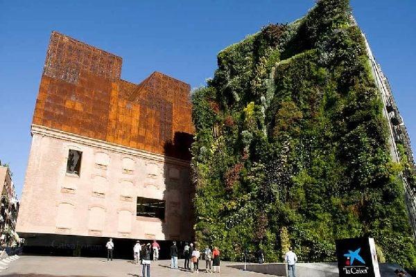 Das Caixa Forum , Spanien